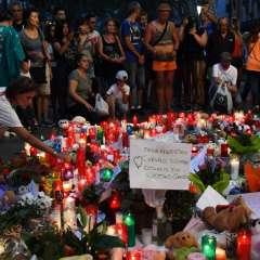 La masacre, reivindicada por el EI, podría haber sido peor, reconoció la policía. Foto: AFP