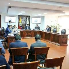 Consejo Electoral negó reconocimiento por incumplimiento de requisitos. Foto: Twitter CNE