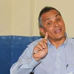 Fabricio Correa sostiene que en las diferentes investigaciones de organismos de control y veeduría no lo involucraron. Foto: Archivo / AFP