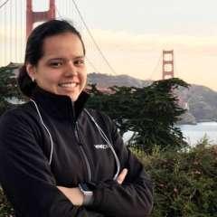 """""""Mi amigo Steve Wozniak, cofundador de Apple, me dijo que 'la motivación es más importante que el conocimiento'"""", señaló Alejandrina González a BBC Mundo."""