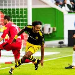 Borussia Dortmund se impuso al Wolfsburgo por la primera fecha de la Bundesliga.