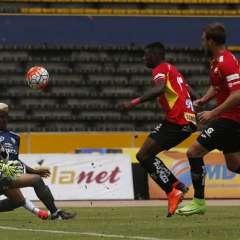 Deportivo Cuenca se llevó una victoria en su visita a Independiente del Valle.
