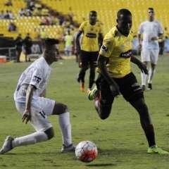 Barcelona no pudo de local ante Guayaquil City y además pierde a un jugador por el resto de la temporada.
