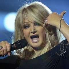 Bonnie Tyler fue una de las artistas invitadas en el crucero Royal Caribbean. Foto: Difusión.com.