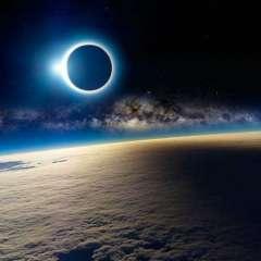 El eclipse podrá verse en Ecuador solo de forma parcial debido a ubicación de la Tierra. Foto: referencial