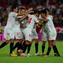 El elenco español empató de local 2-2 con el Estambul Basaksehir. Foto: AFP