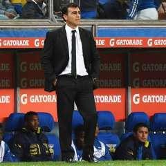 El entrenador argentino terminará su vínculo con la selección ecuatoriana tras las eliminatorias. Foto: Archivo