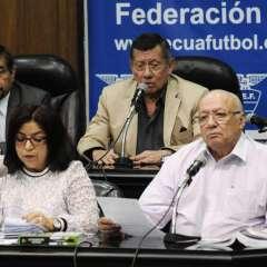 El presidente de la FEF aseguró que las personas involucradas en el tweet fueron sancionadas. Foto: API