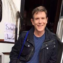 El actor se encontraba en un vuelo que lo traería a Ecuador para grabar nueva producción. Foto: Instagram: Carlos Mata.