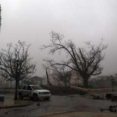 Se espera que Puerto Rico sufra todo el peso del huracán María. Foto: AFP