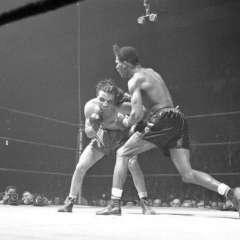 El boxeador estadounidense tuvo una película biográfica llamada 'Toro Salvaje'. Foto: AP