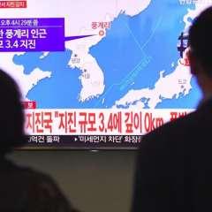 VIENA, Austria.- El ensayo nuclear del 3 de septiembre, el sexto y más potente de Corea del Norte, desató un temblor de magnitud 6,3 que se sintió en China. Foto: Tomado de El Tiempo.com