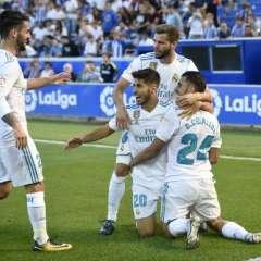 Los 'merengues' se ubican en la cuarta posición de la Liga Española. Foto: AFP