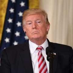 """Trump advirtió que Kim Jong-Un """"no estará vivo por mucho tiempo"""". Foto: AP."""