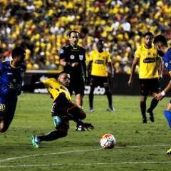 PARÍS, Francia.- El encuentro terminó 1-1 con goles de Carlos Garcés y Jonatan Álvez. Foto: API.