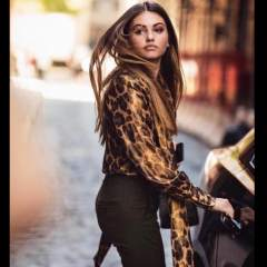 Thylane Blondeau, de 16 años, fue una de las elegidas por Dolce & Gabbana. Foto: Instagram thylaneblondeau