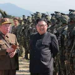 Estados Unidos quiere una solución diplomática en la crisis con Corea del Norte. Foto: AFP