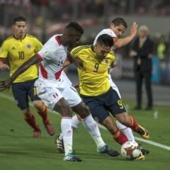 Falcao afirmó que buscó conocer el resultado de los otros partidos. Foto: AFP