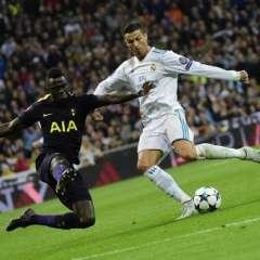 El delantero portugués convirtió el único gol del Madrid mediante un tiro penal. Foto: AFP