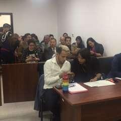 QUITO, Ecuador.- Tribunal analizará si existió violación al derecho a la no discriminación contra GLBTI's. Foto: Twitter Jacqueline Rodas.