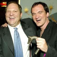 """LOS ÁNGELES, EE.UU.- Weinstein y Tarantino trabajaron juntos desde la distribución de """"Reservoir Dogs"""" en 1992. Foto: AP."""