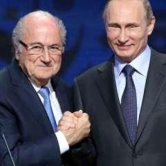 Joseph Blatter asistirá al Mundial de Rusia 2018 por invitación del presidente ruso Vladimir Putin.
