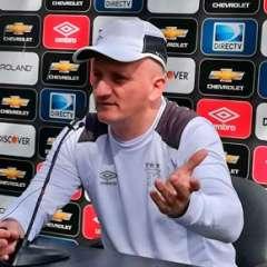 Pablo Repetto indicó que si Liga seguía en la Sudamericana también corría este riesgo.