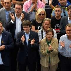 Presidente de Cataluña pedirá al Parlamento que le responda a Rajoy. Foto: AFP