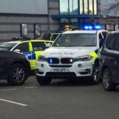 La policía de Warwickshire afirmó estar lidiando con un incidente en el Bermuda Park en Nuneaton. Foto: @P3Warwickshire