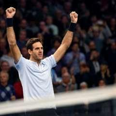 Este es el primer título del año para el tenista argentino. Foto: AFP