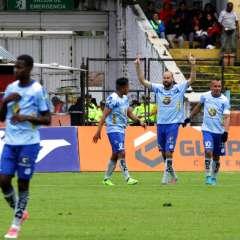 Macará sigue en la pelea por un puesto en la Conmebol Libertadores 2018. Foto: API