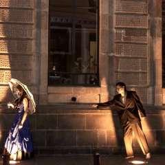 El origen de la Leyenda de la dama tapada aun es un misterio, muchos afirman que se trata de una mujer que trabajaba como prostituta. Foto: arcanocuentos.com