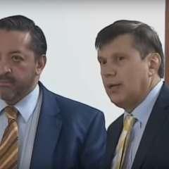 QUITO, Ecuador.- Autoridades acusan a Alfonso Pérez Serrano de supuesta incitación a la violencia. Foto: Captura Video.