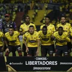 Barcelona impuso una marca histórica en la Conmebol Libertadores.