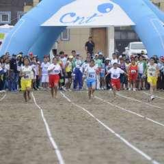 La provincia del oriente ganó todas sus medallas en competencias de atletismo. Foto: API