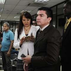GUAYAQUIL, Ecuador.- Abogado de exmandatario advirtió de posibles repercusiones legales en contra de Ortega. Foto: API.