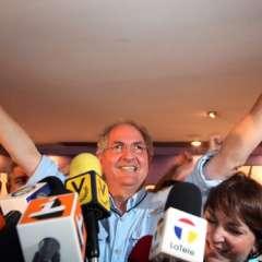 VENEZUELA.- El alcalde metropolitano de Caracas mantenía prisión domiciliaria desde el 2015. Foto: AFP