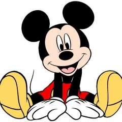 El icónico ratón viajará a varios países para festejar su aniversario con su público. Foto: Archivo.