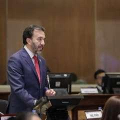 Reestructuración de Consejo de Participación Ciudadana aún se debate en la Asamblea. Foto: Asamblea Nacional
