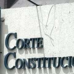 """El presidente Moreno pidió a Corte """"pronunciamiento favorable"""" sobre consulta popular. Foto: Archivo"""
