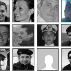 La nave llevaba 44 personas a bordo entre cabos, suboficiales y tenientes. Foto: Captura de Pantalla tomada de BBCMundo.com.