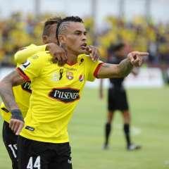 El uruguayo Jonatan Álvez está nominado a mejor jugador de la Libertadores.