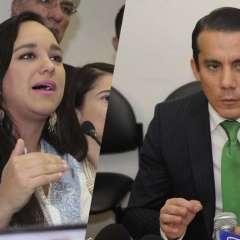Rivadeneira se refirió a cambios en la organización política durante sesión que desconoce. Foto: API
