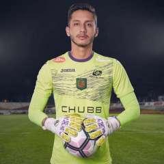 El portero Hamilton Piedra firmó por cinco temporadas con Independiente del Valle.