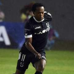 Romario Ibarra ha tenido una destacada actuación esta temporada con Universidad Católica.