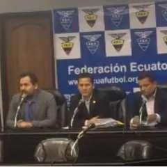 El presidente de la agremiación lanzó esa amenaza a la FEF. Foto: Archivo/API