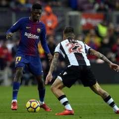 El francés no ha tenido continuidad con el conjunto español por las lesiones. Foto: AFP
