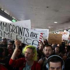 Decreto prohíbe la entrada a EE.UU. a los ciudadanos de siete países. Foto: Archivo AFP