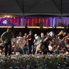 La masacre en Las Vegas de 2017 dejó 58 muertos y casi 500 heridos. Foto: Archivo AFP