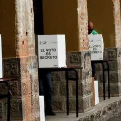 La parte medular será el funcionamiento del Sistema de Transmisión y Procesamiento de Resultados (STPR). Foto: Archivo Andes